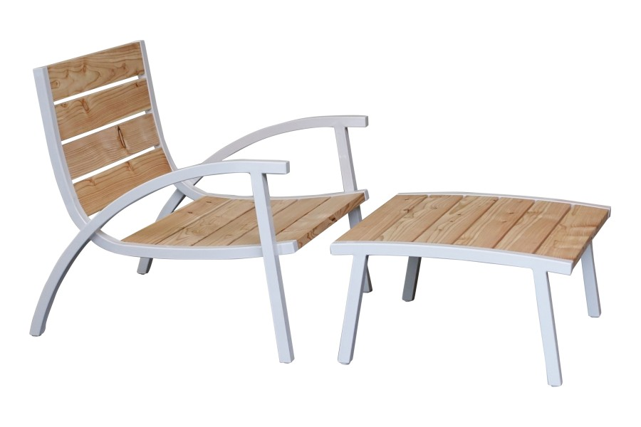 Low dining stoel Livo - Lenton