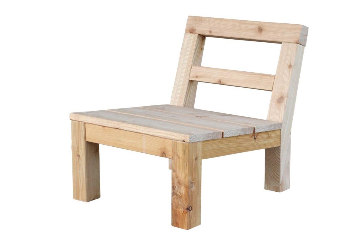 Low dining chair Lenton
